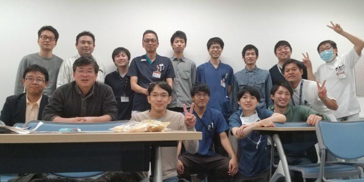 男性看護師会の研修会と交流会を開催しました